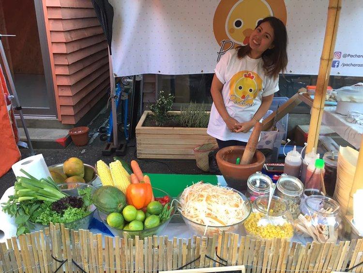 thai street food north london